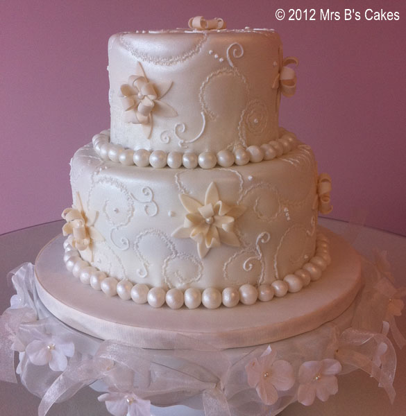 Mrs Bs Custom Cakes Baptism And Communion Designs