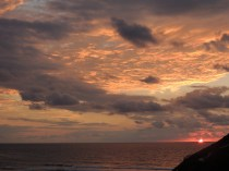 Machangulo sunrise