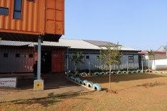 Khaya Centre entrance