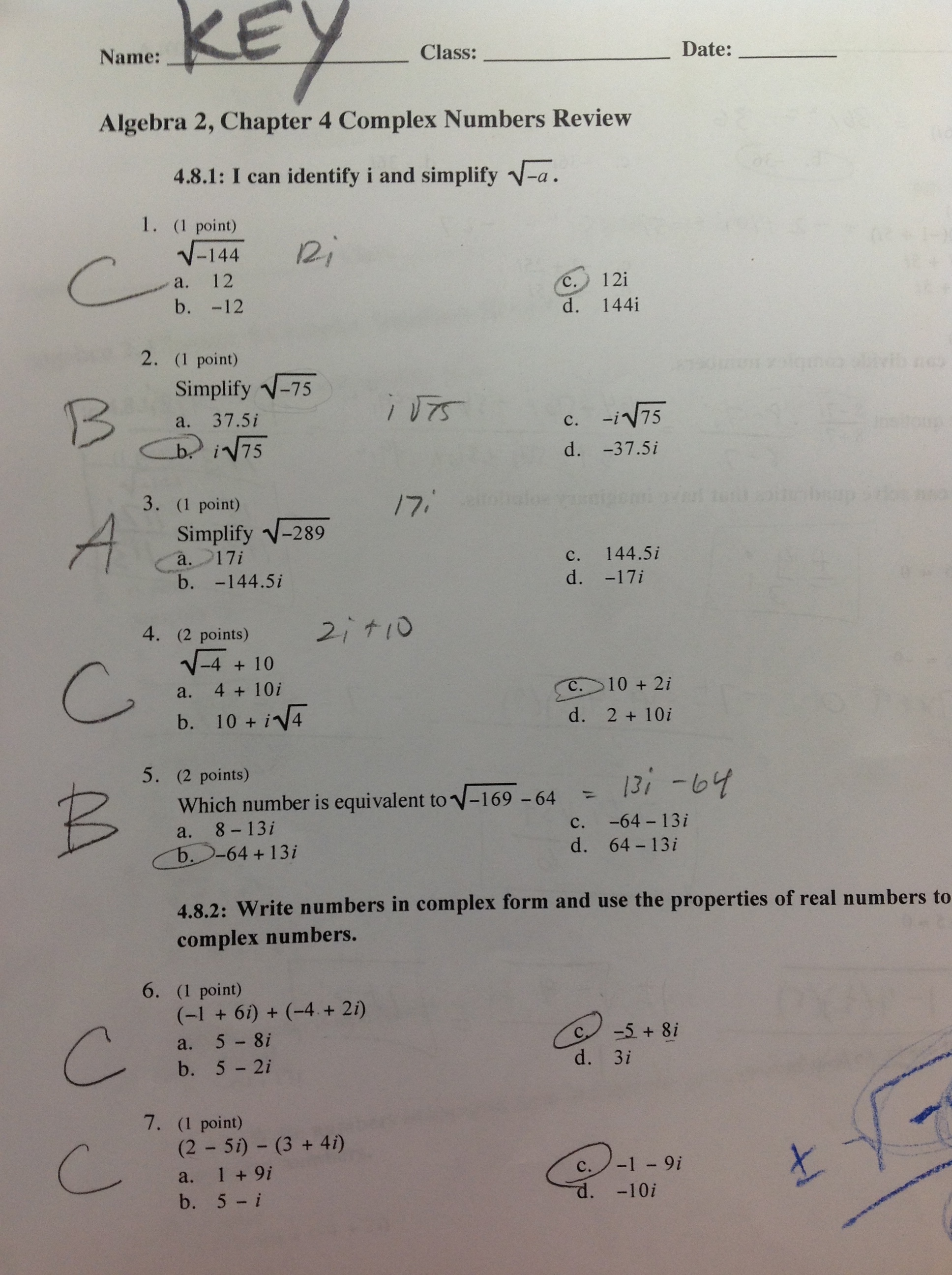 Exponential And Logarithmic Functions Worksheet