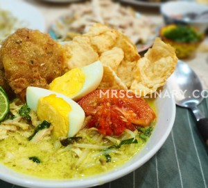 Resep Soto Ayam Kuning by Mrs. Culinary