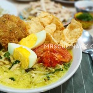 Resep Soto Ayam Kuning by Mrs. Culinary