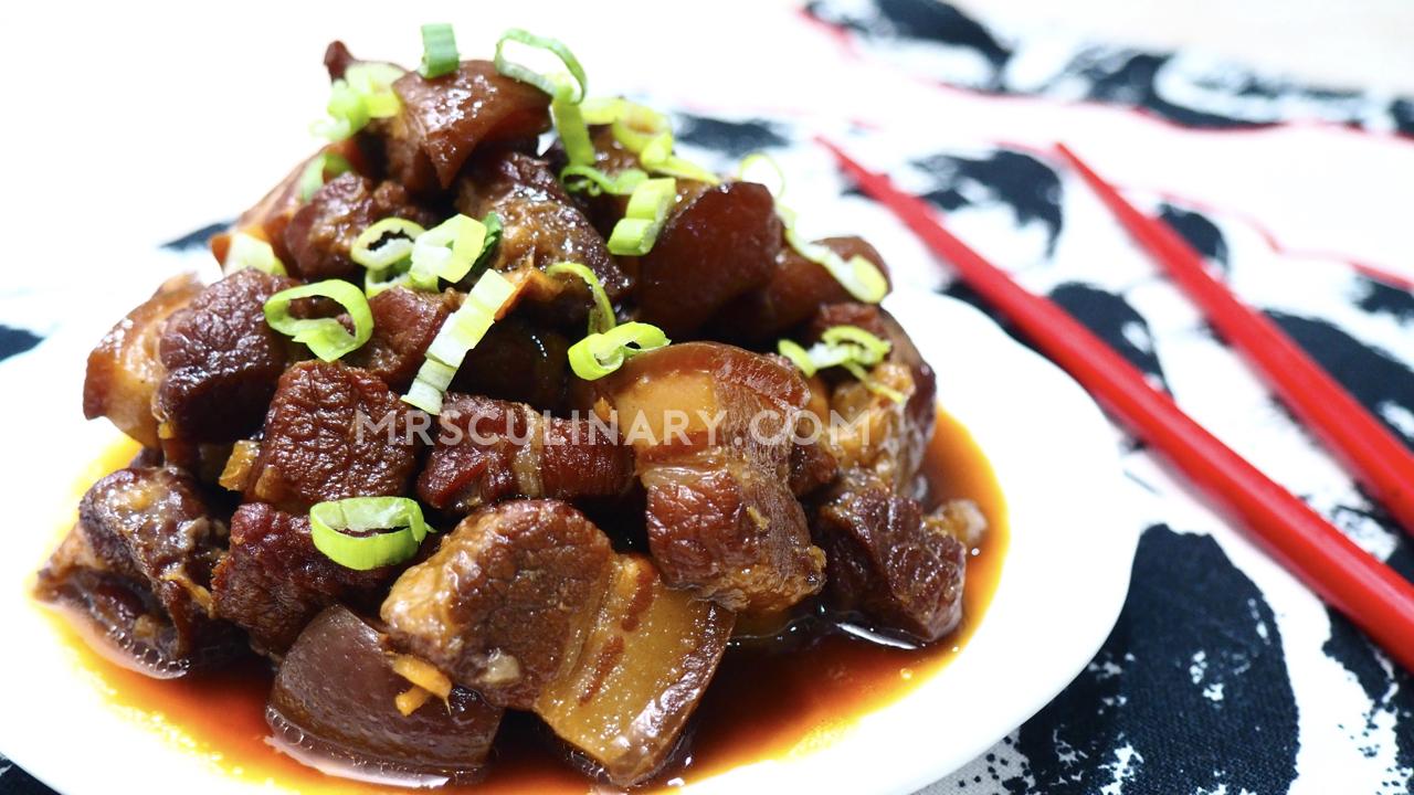 Resep Babi Kecap by Mrs. Culinary