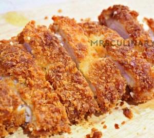 Resep Ayam Katsu by Mrs. Culinary