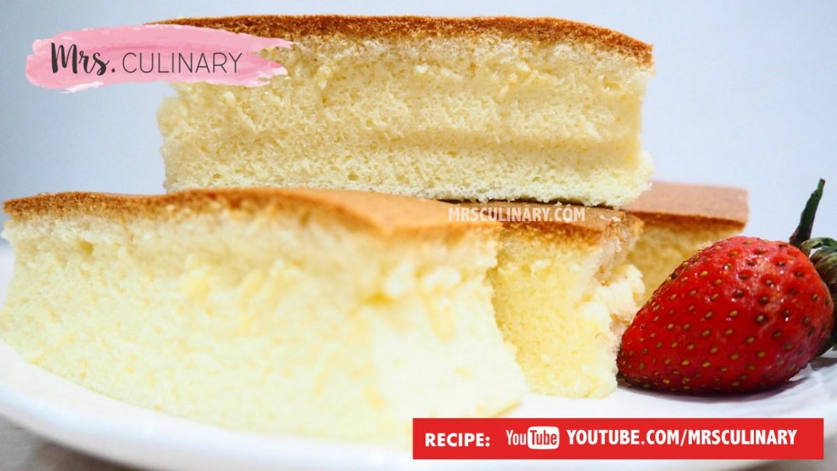 Resep Kue bolu super lembut by Mrs Culinary