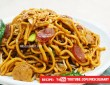 Cara membuat mie goreng babi by Mrs Culinary