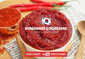 resep ghochujang