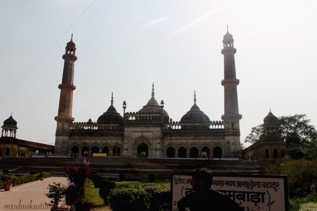 bada imambada mosque