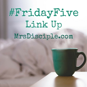 #FridayFive