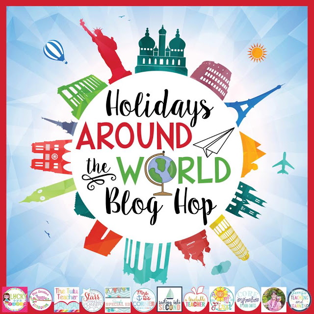 holidays around the world blog hop. australia.
