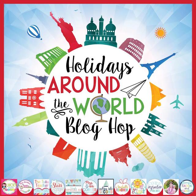 holidays around the world blog hop. australia.