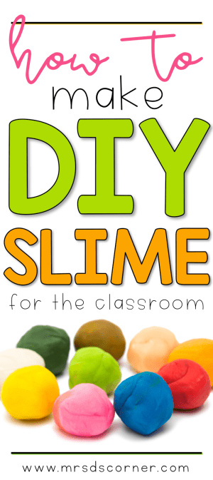 Cooking in the classroom is fantastic, but you can use visual recipes for so much more... like sensory integration. Learn how to make slime with this simple recipe that includes a free visual recipe and comprehension quiz for the end of the lesson. Blog post at Mrs. D's Corner.
