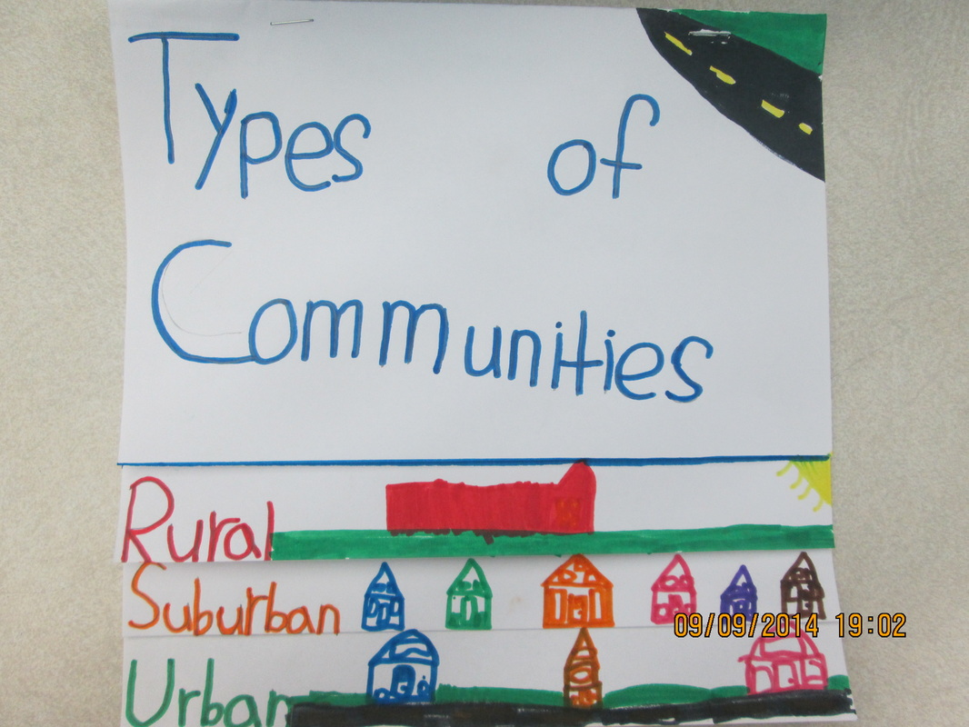 What Are The 3 Types Of Community