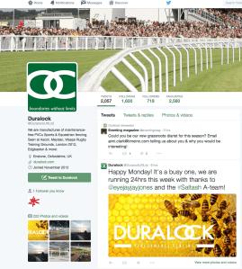 Duralock Twitter
