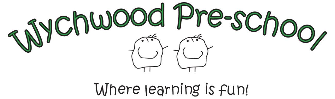 Wychwood Pre School logo