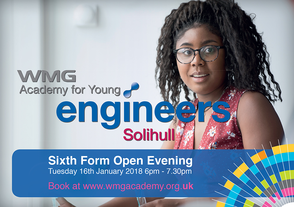WMGA Open Day Flyer