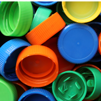 Have we flipped our lids?  Yep,  and our bottle caps too!