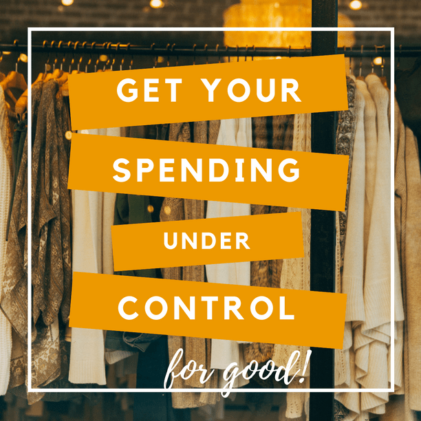 My one secret trick to curb your spending once and for all!
