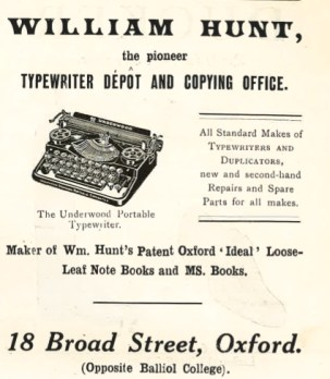 1925 advert