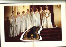 Her Majesty with her Maids of Honour