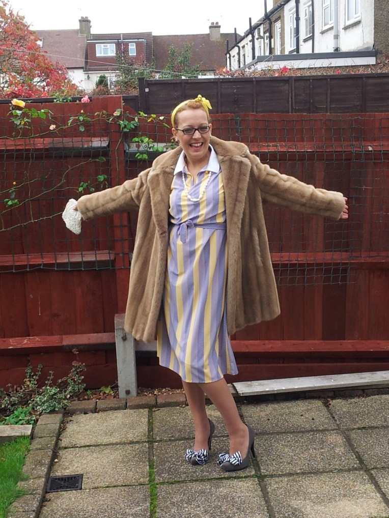 My newest granny dress