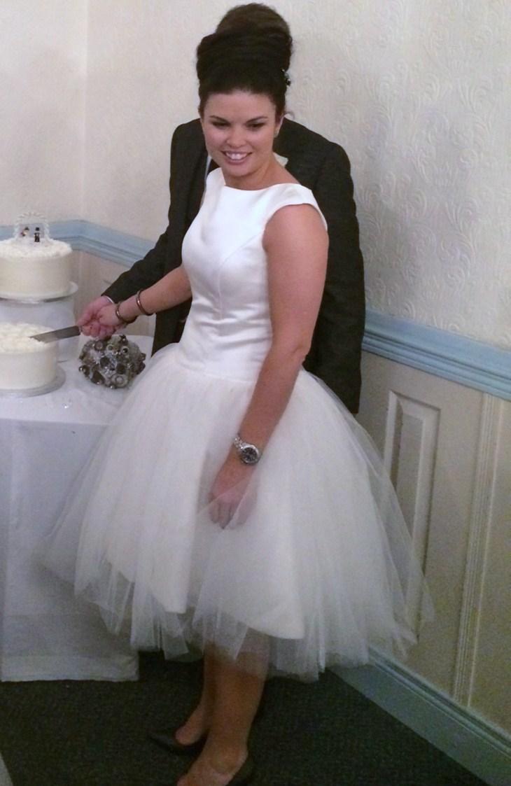 Loved Becky's dress
