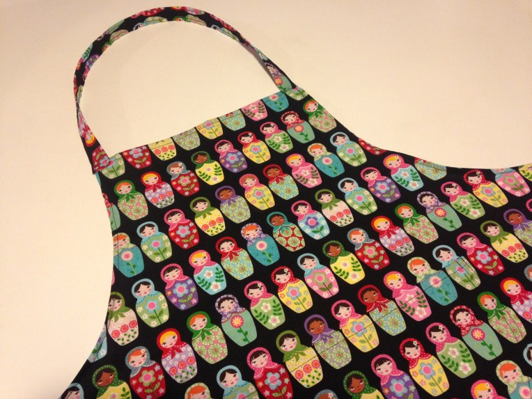 Apron made with love