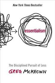 Books for the graduate: Essentialism