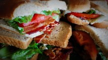 """Mile High"" BLTs"