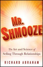 Mr Shmooze Book Cover