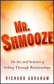 Mr Shmooze Book Cover