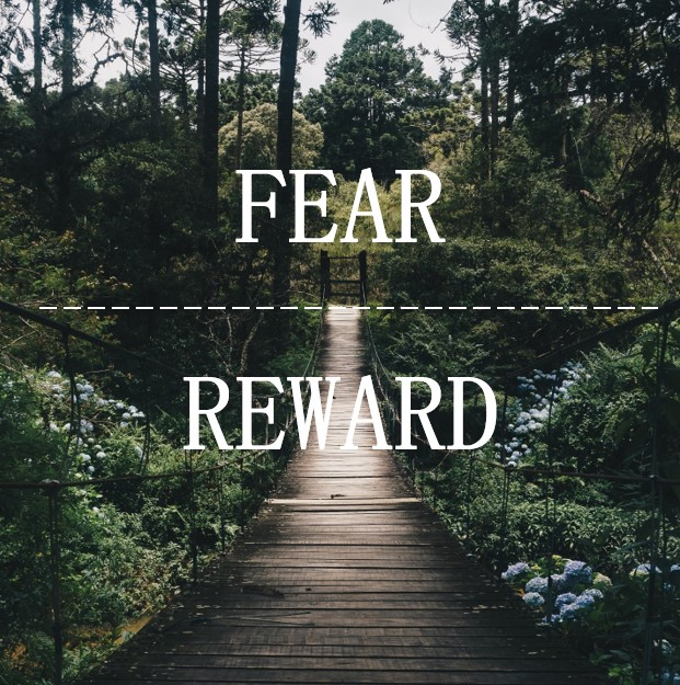 Fear over reward sign