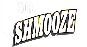 Mr. Shmooze Logo