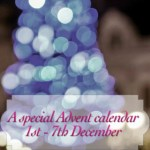 A special Advent calendar – week 1