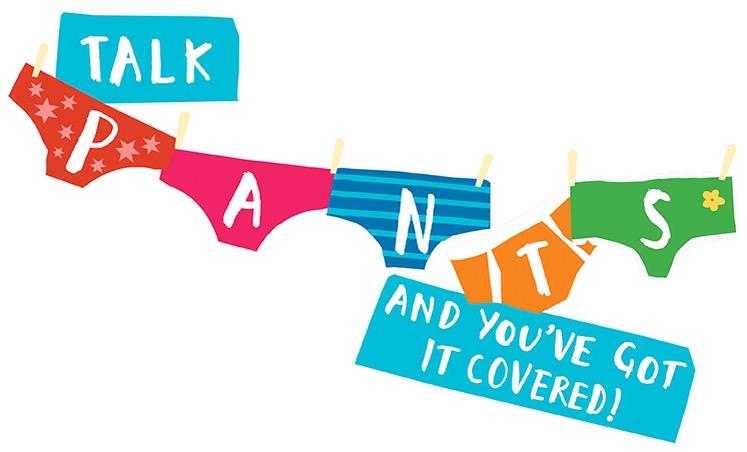 NSPCC's Underwear Rule_Talk PANTS
