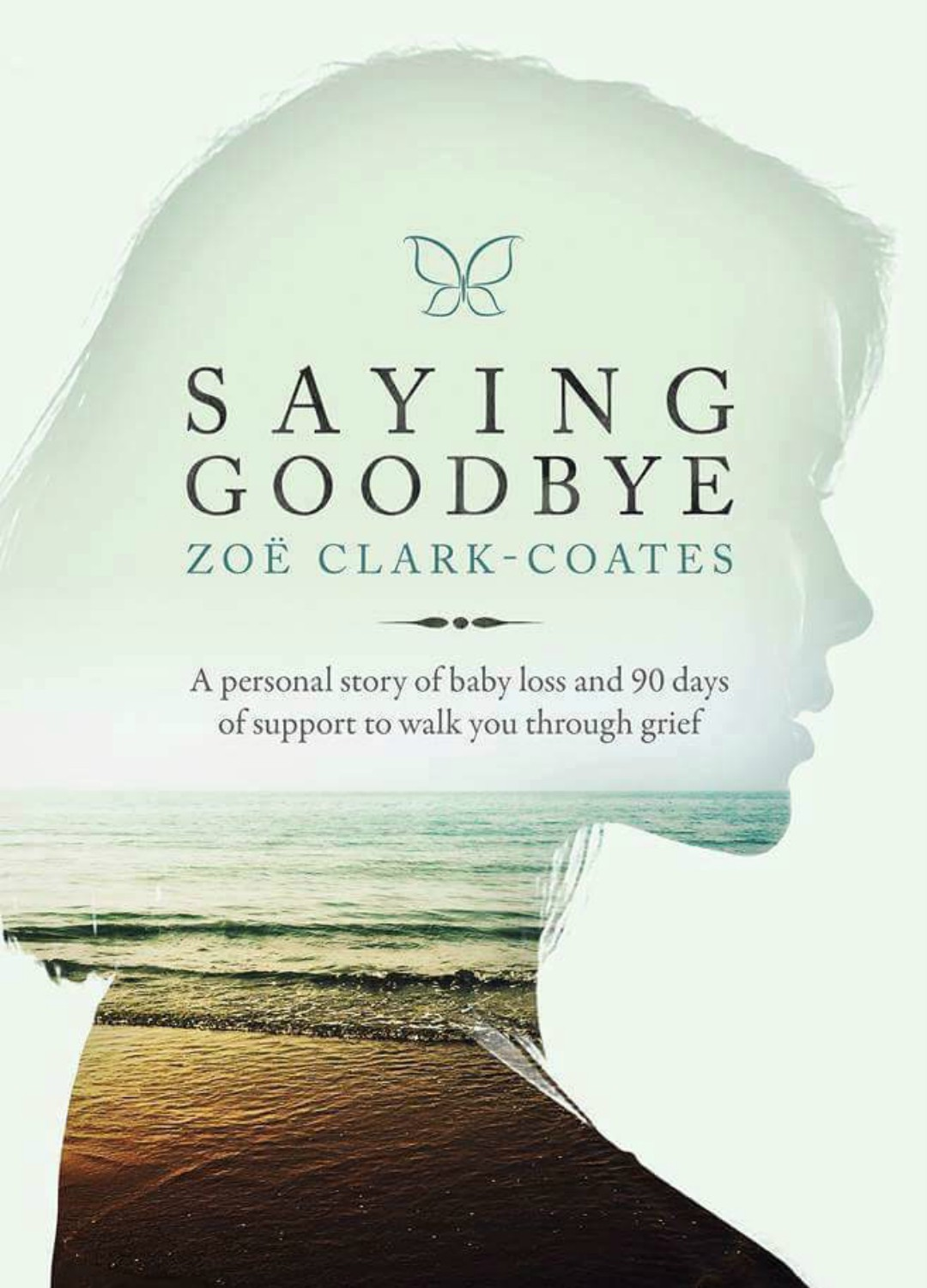 The cover image of Saying Goodbye by Zoë Clark-Coates - Saying Goodbye by Zoë Clark-Coates - A Review and an Interview with the Author - Mrs H's favourite things