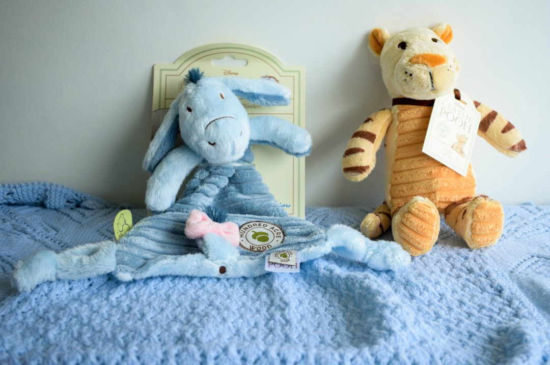 Rainbow Design's Classic Winnie the Pooh Toys - Review and Giveaway