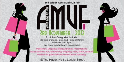 Abuja Makeup Fair 2012