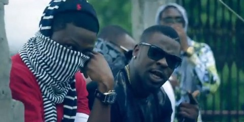 Shank ft. Seun Kuti, Kay Switch, Vector and Davido Ghetto remix video