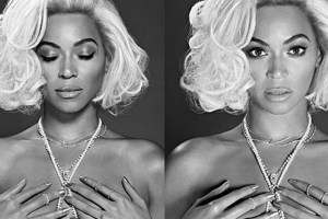 Beyonce covers Out Magazine