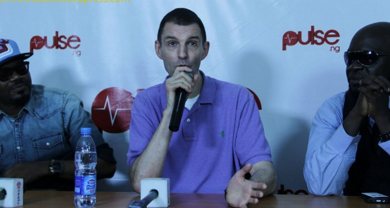 MH EXCLUSIVE PHOTOS: PULSE NIGERIA PRESS CONFERENCE WITH TIM WESTWOOD, ELAJOE, DJ JIMMY JATT & OTHERS