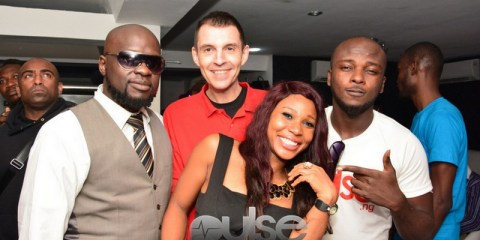 Pulse VIP Night with Tim Westwood, Elajoe