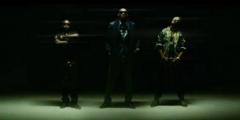 2Face, Dammy Krane and RockSteady Omo No Dulling video