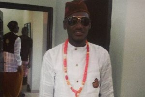 2Face Idibia & Annie Macaulay traditional wedding