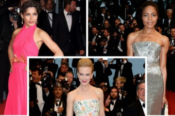 Cannes Film Festival 2013 best dressed ladies