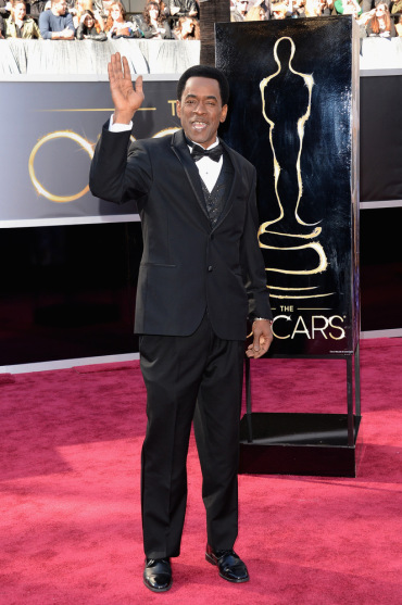 Dwight Henry at the Oscars 2013