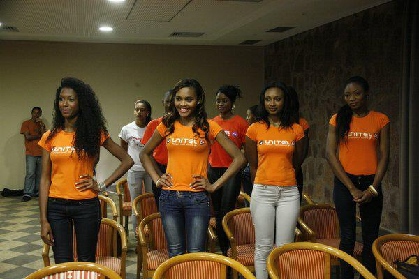 Miss West Africa International 2013 Press Conference