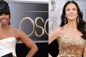 Oscars 2013 best dressed ladies