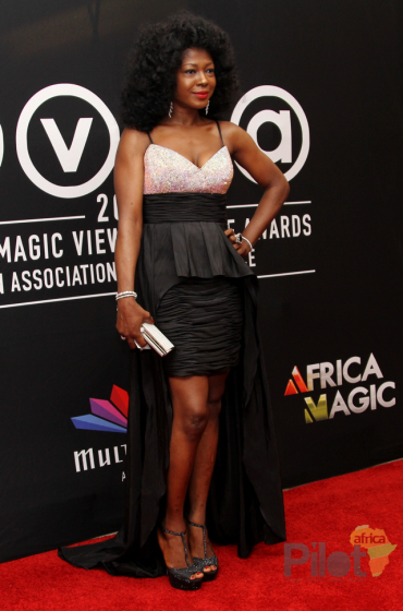 Susan Peters at AMVCA 2013