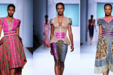 Iconic Invanity collection at MTN LFDW 2012